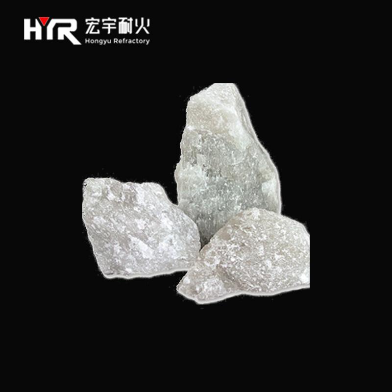 Large crystal fused magnesia