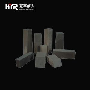 Magnesium calcium series refractories
