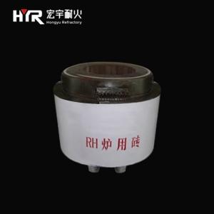 Кирпич хромированный магнезиальный для печи RH